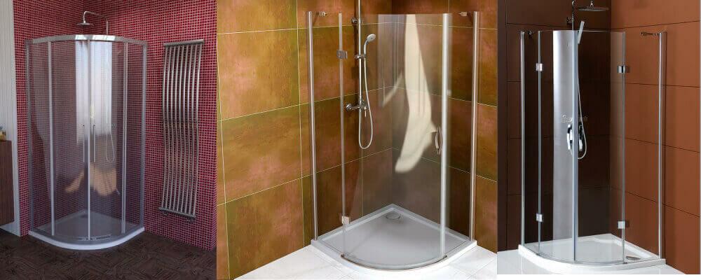 zuhanykabin 80x80 íves, íves zuhanykabin, zuhanykabin 90x90 íves