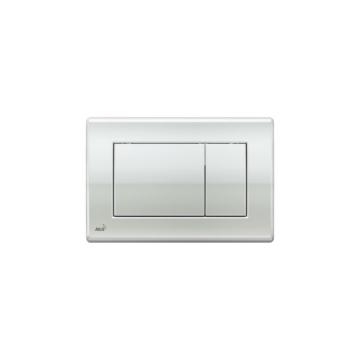 Alcaplast WC tartály nyomólap M271, fényes króm - ALCAP-M271