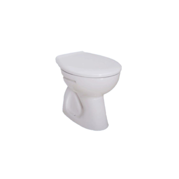 Alföldi Bázis WC csésze alsó kifolyású, mélyöblítésű, hosszú 4035 69 01 - ALF-4035-6901
