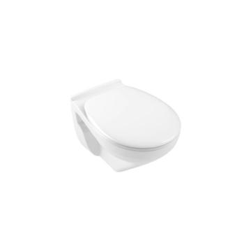 Alföldi Optic WC csésze fali, mélyöblítésű, Cleanflush + Easyplus 7047-R0R1 - ALF-7047-R0R1