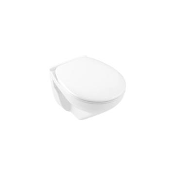 Alföldi Optic WC csésze fali, mélyöblítésű, Cleanflush, kompakt + Easyplus 7048-R0R1 - ALF-7048-R0R1