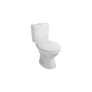 Alföldi Saval 2.0 monoblokk WC csésze alsó kifolyású, mélyöblítésű - ALF-7090-0901
