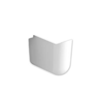Alföldi Liner mosdó szifontakaró rejtett rögzítés 7228 L101 - ALF-7228-L101