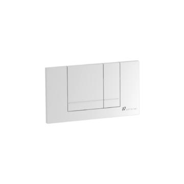 Alföldi EasyMont WC nyomólap fehér (9221-21-68) - ALF-9221-2168