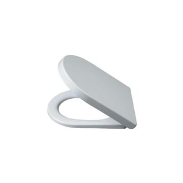 Alföldi Liner WC-ülőke Duroplast Soft Closing fém zsanéros 9M23 S101 - ALF-9M23S101
