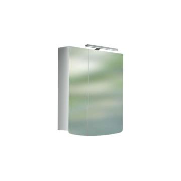 Alföldi Saval 2.0 tükrösszekrény világítás nélkül fehér - ALF-A498-60-E4