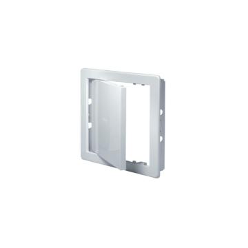 Awenta DT15 szervizajtó 300x300 fehér - AW-DT15
