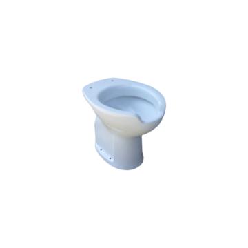 BK porcelán wc csésze mozgáskorlátozott álló alsó kifolyású - BK-TH420I