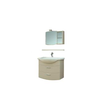 T-Boss Bianka Elegant szett 55 cm szekrény + mosdó + tükör + világítás - BUTOR-BIANKAELEG55
