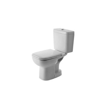 Duravit D-Code monoblokkos WC-csésze alsó kifolyású, mélyöblítésű - DUR-211101000