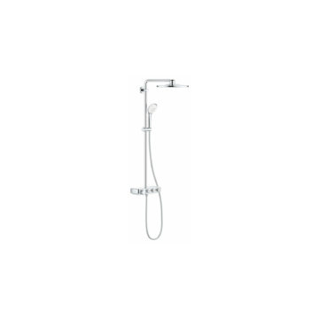 Grohe Euphoria Smartcontrol System 310 zuhanyrendszer, két funkciós kerek fejzuhannyal (26507000) - GROHE-26507000