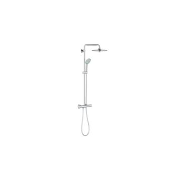 Grohe Euphoria termosztátos zuhanyrendszer 260 mm fejzuhannyal (27296002) - GROHE-27296002