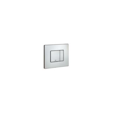 Grohe Skate Cosmopolitan WC-tartály nyomólap, rozsdamentes acél (38776SD0) - GROHE-38776SDO