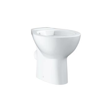 Grohe Bau Ceramic álló wc, hátsós, perem nélküli (39430000) - GROHE-39430000
