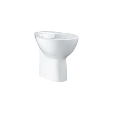 Grohe Bau Ceramic álló alsó kifolyású mélyöblítésű perem nélküli WC (39431000) - GROHE-39431000