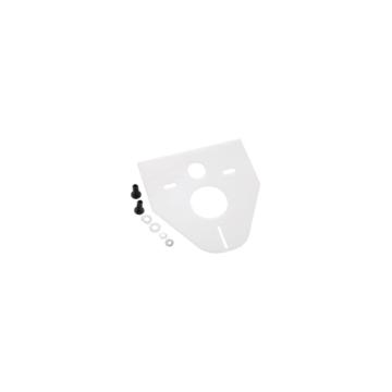 Haas zajcsökkentő készlet fali-WC 6 mm fehér prémium - HAAS-7500