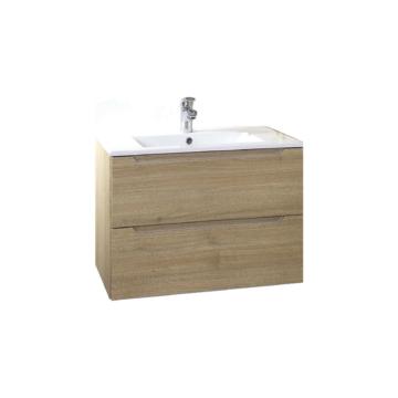 Hartyán bútor Elit mosdós szekrény, 60 cm, Sonoma, 2 fiókkal - HARTYAN-E-M60-SON