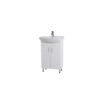 Hartyán bútor Light 55 mosdós szekrény 2 ajtós - HARTYAN-LAM55
