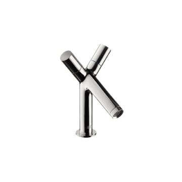 Hansgrohe Axor Starck X mosdó csaptelep, kétkaros, automata leeresztő (10030000) - HG-10030000