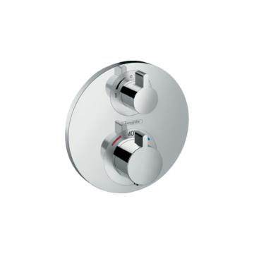 Hansgrohe Ecostat S termosztát színkészlet 2 fogyasztóhoz (15758000) - HG-15758000