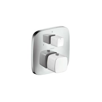 Hansgrohe PuraVida termosztátelzáró/váltó színkészlet (15771400) - HG-15771400