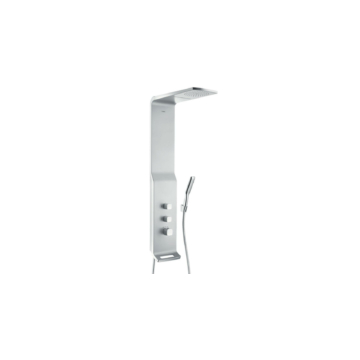 Hansgrohe Raindance Lift zuhanypanel matt króm/króm (27008000) - HG-27008000