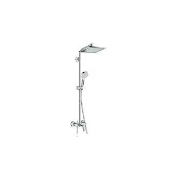 Hansgrohe Crometta E 240 Showerpipe króm - HG-27284000
