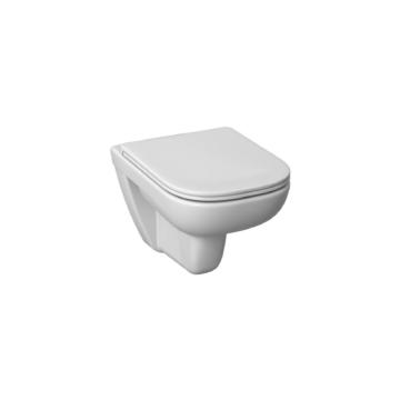 Jika Deep by Jika fali WC-csésze, mélyöblítésű, fehér 51 cm - JIKA-H8206100000001