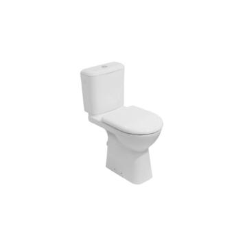 Jika Deep by Jika monoblokkos WC-csésze mozgáskorlátozottak részére, mélyöblítésű, alsó kifolyású, 48 cm magas - JIKA-H8236170000001