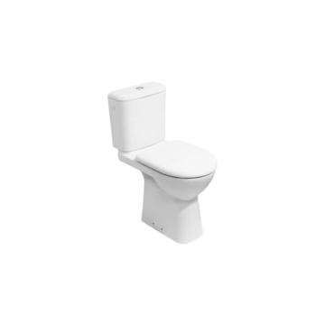 Jika Deep by Jika monoblokkos WC-csésze mozgáskorlátozottak részére, mélyöblítésű, hátsó kifolyású, 45 cm magas - JIKA-H8236180000001