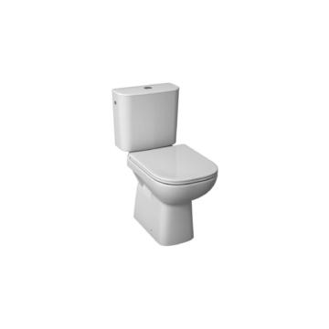 Jika Deep by Jika monoblokkos WC szett, alsó kifolyású, mélyöblítésű, alsó vízbekötés, fehér - JIKA-H8266170002811