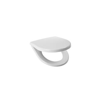 Jika Lyra Plus WC-ülőke, duroplast, rozsdamentes zsanérral - JIKA-H8933803000631