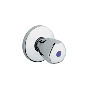 KLUDI Standard látható rész fali szelephez kék és piros - KLUD143030515
