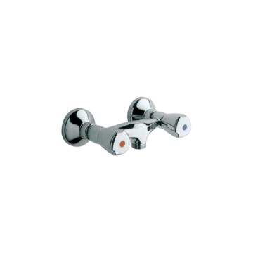 KLUDI Standard zuhanycsaptelep szett nélkül - KLUD262020515