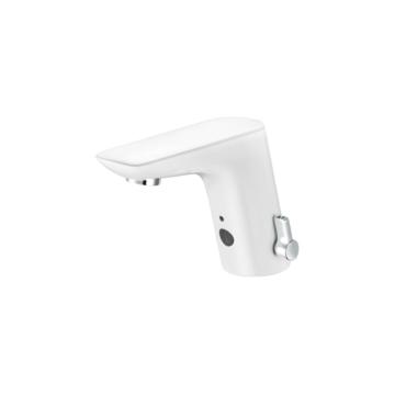 KLUDI Balance mosdócsaptelep elektronikus fehér/króm - KLUD5210091