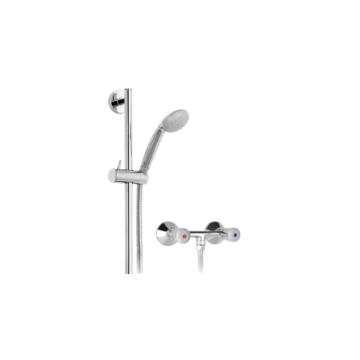 Mofém Eurosztár zuhany csaptelep zuhanyszettel 143-0109-00 - M-143-0109-00