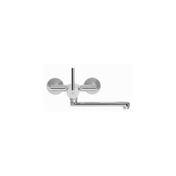 Mofém Mambo-5 mosogató csaptelep fali alsó kifolyócsővel 152-0035-00 - M-152-0035-00