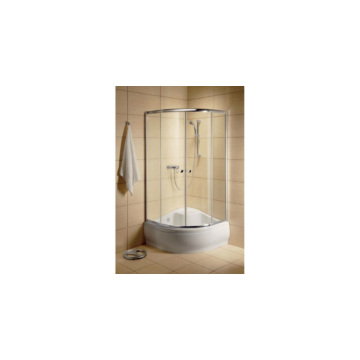 Radaway Classic A 1700 zuhanykabin 90x90 fabrik üveg, króm keret 30001-01-06 - 30001-01-06
