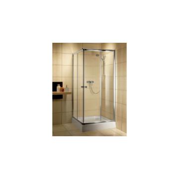 Radaway Classic C 90x90 zuhanykabin átlátszó üveg, króm keret 30050-01-01 - 30050-01-01