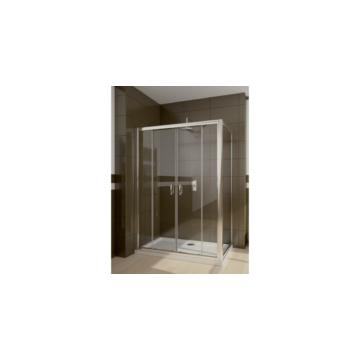 Radaway Premium Plus S 80 oldalfal átlátszó üveg 33413-01-01N - 33413-01-01N