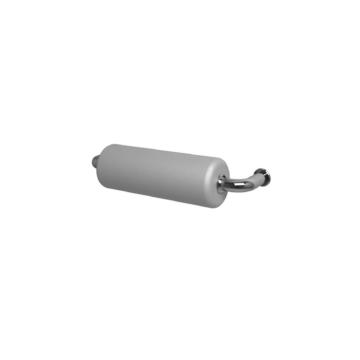 Riho AH 01 Uni Silver fejpárna ezüstszürke (AH01115) - RIHO-AH01115