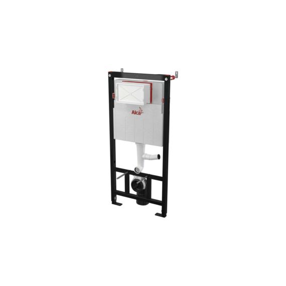 Alcaplast WC-tartály falsík alatti, beépíthető, önhordó szerelőelem, elszívó előkészítéssel (AM101/1120V) - ALCAP-AM101/1120V