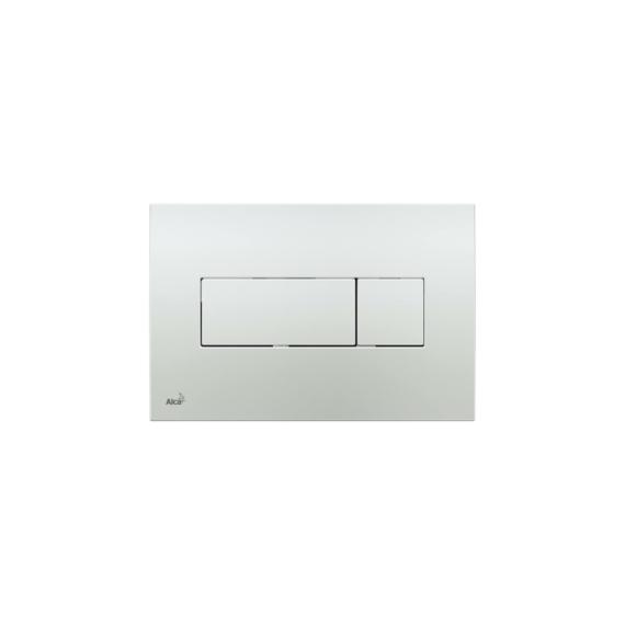 Alcaplast WC tartály nyomólap, fényes-króm M371 - ALCAP-M371