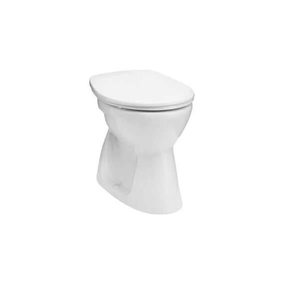 Alföldi Bázis WC csésze alsó kifolyású, laposöblítésű, hosszú 4032 00 01 - ALF-4032-0001