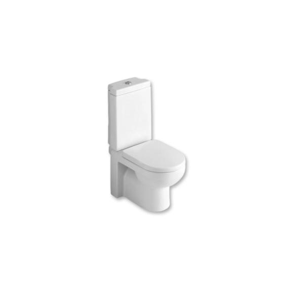 Alföldi Liner monoblokk WC hátsó kifolyású, mélyöblítésű + Easyplus 6639 L1R1 - ALF-6639-L1R1
