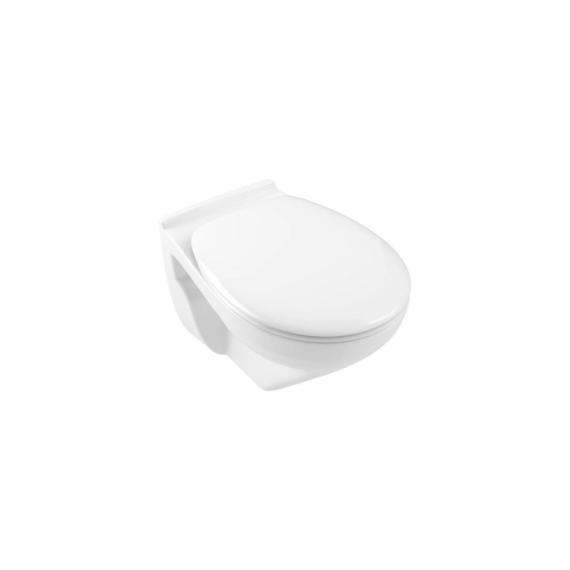 Alföldi Optic WC csésze fali, mélyöblítésű, Cleanflush 7047-R001 - ALF-7047-R001