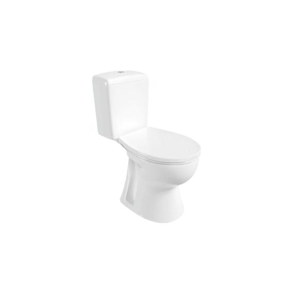 Alföldi Saval 2.0 monoblokk WC öblítő tartály, fehér 7077 49 01 - ALF-7077-4901