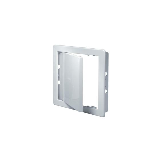 Awenta DT10 szervizajtó 150x150 fehér - AW-DT10