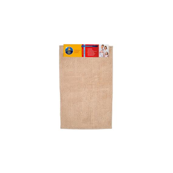 Bath Duck fürdőszobai szőnyeg 50x80 cm zsenília, bézs - BD-BM-50X80-CH-4