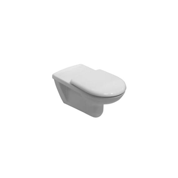 Mozgássérült WC csésze fali mély 70 cm zárt (5112) - GORM-5112